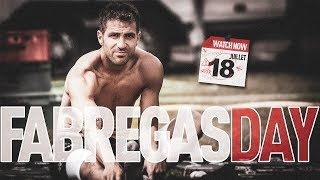 Un jour avec Cesc Fabregas - AS MONACO