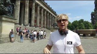 Bike ride around Berlin with the new single
