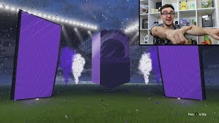 MY FIRST FUT CHAMPS REWARDS!!! Fifa 18 Pack Opening