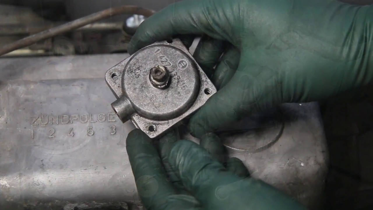What's that Square Thing on a Diesel Injection Pump? Can it Cause Problems?