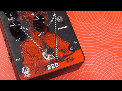 Walrus Audio RED (Distortion) - Review