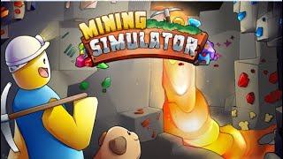 Где найти руду??? Mining simulator ⛏⛏⛏