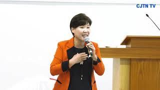 웨신총회 제104회 정기총회 신임총회장 박정균 목사 선…