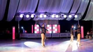 island touch dance academy ataca la alemana el tiguere y danielle junin salsa congress 2013