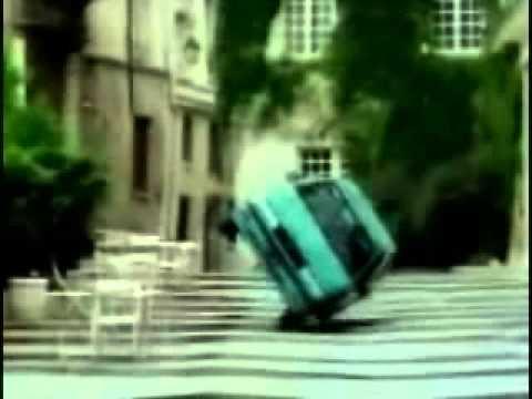 80s ISUZU GEMINI TV advertisement (Dancing in Paris)