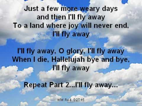 I'll Fly Away by Jars of Clay