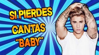 Justin Bieber - Baby - SI PIERDES CANTAS| Dandasher ♦