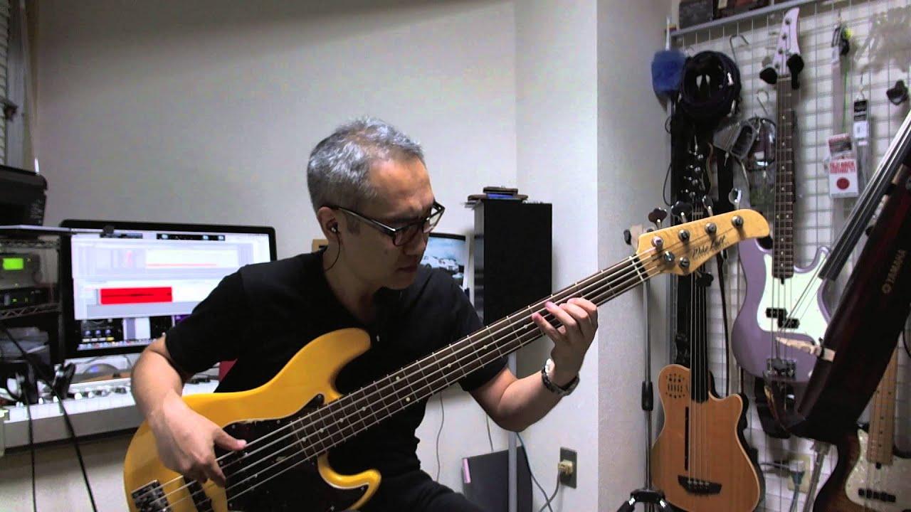 Bass Groove #2 Jazz Blues - Na...