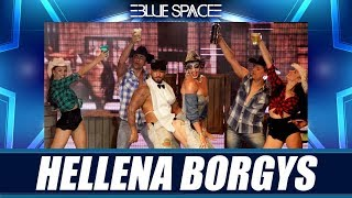 Blue Space Oficial - Hellena Borgys e Ballet - 13.01.19