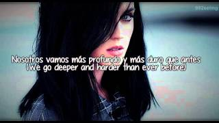 Katy Perry - Walking On Air (Lyrics + Sub Español)