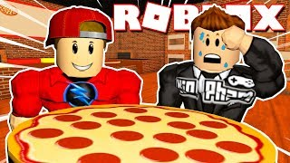 Roblox | A PIZZERIA MANAGER DAY SUPER HARD-Work at a Pizza Place | Kia Breaking