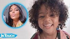 Kim Kardashian's Kids: Saint West's Most Talkative Moments
