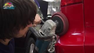 Точный подбор и профессиональная покраска сложных цветов Honda в