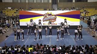 C3 2019  #83 AERIAL ALL STAR  Team Cheer Open Coed Premier Level 6