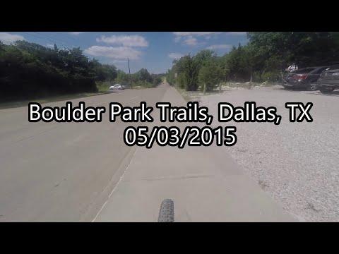 MTB @ Boulder Park, Dallas, TX