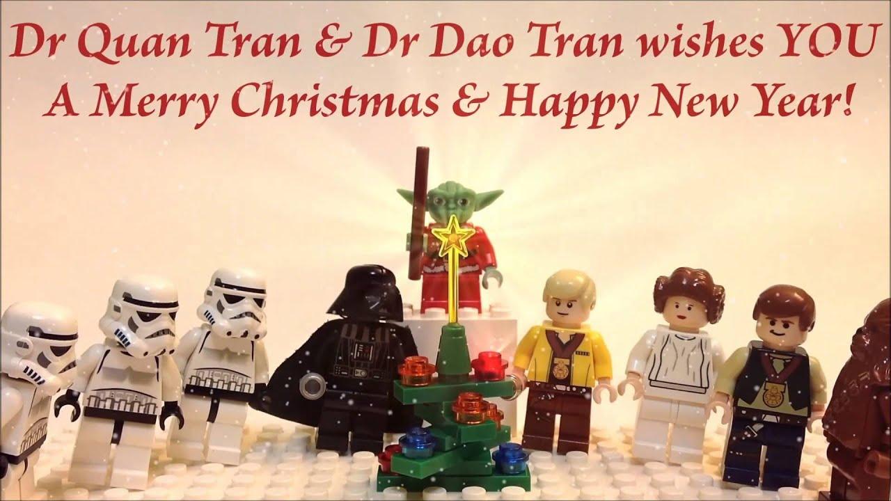 Lego Star Wars Christmas Wallpaper Vtwctr