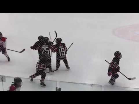 GAME #15 Regular Season: (2017-11-24) Tecumseh Eagles Novice AA vs. Belle River Canadiens