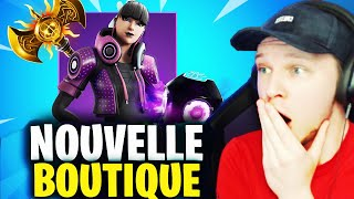 🔴I'OFFRE THE NEW SKIN IN THE FORTNITE BOUTIQUE OF August 24 to 2H! I TRY THE IMMORTAL GLITCH