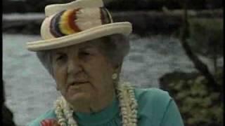 Hula Legend Dorothy Thompson Dies