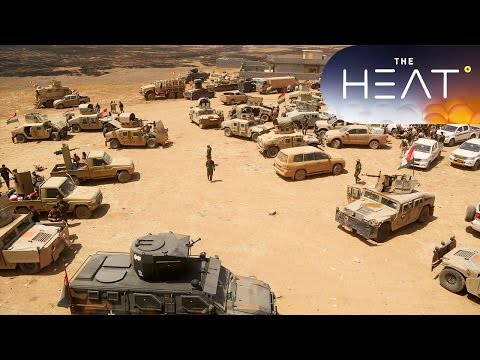 The Heat— Iraq: The Battle for Mosul 10/25/2016