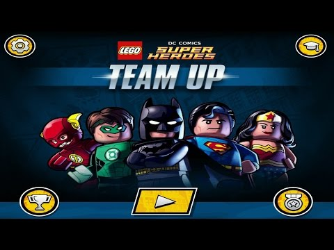 LEGO® DC Super Heroes Android Gameplay