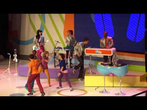 Just Like a Rockstar - The Fresh Beat Band