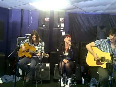 The Mars Patrol, Live @ Red Dog Music, Edinburgh 8th May 2011.3GP