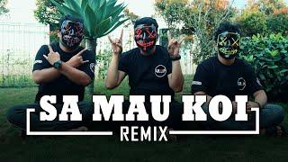 Download lagu Sa Mau Koi Ko mau dia tiktok Viral Dj REMIX cover terbaru ( Whllyano XB Gang Tojana / LBDJS)
