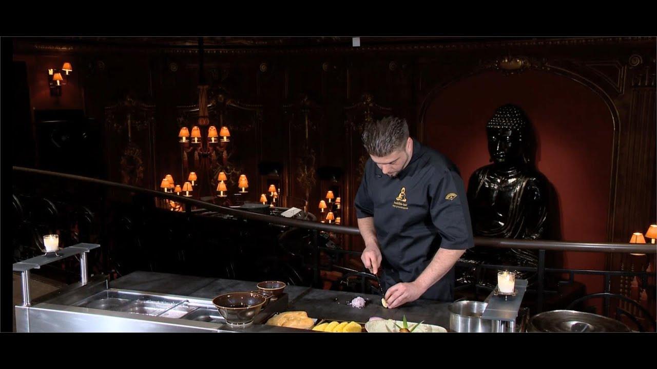 Recette Filmee De Eric Guillemaud Chef De Cuisine Au Buddha Bar