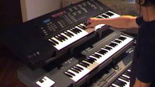 Me playing Depeche Mode Enjoy the Silence (updated Video version)