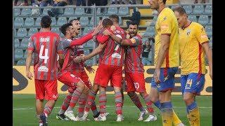 Highlights Cremonese-salernitana 1-0 12° Giornata Serie Bkt 2019/20