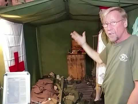 Central Coast Interactive War Exhibit Tour