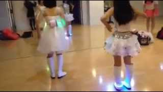 アイドル × テクロノジーで「ヒペリカム」さんを光らせてみたぞ! エキス...