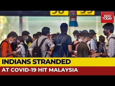 250 Indians Stranded At Coronavirus Hit Malaysia's Kuala Lumpur Airport