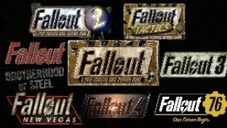 Every Fallout Remix(Fallout Legacy)   All Games