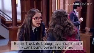 Soy Luna ~S1 Bölüm 50 《 Nina ve Luna konuşuyor 》part 1