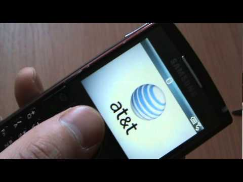 смартфон Samsung i617 BlackJack II Б/У, (США)