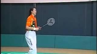 李玲蔚羽毛球1輕松入門篇 14反手球