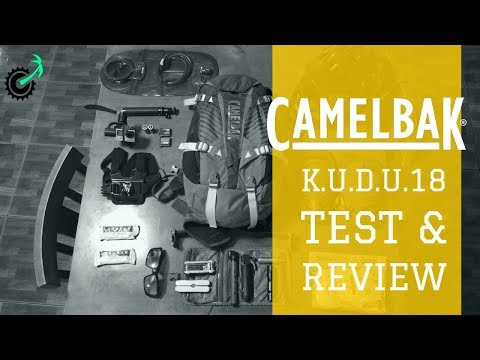 Best BackPack for Mountain Biking? // CamelBak K.U.D.U 18 Test and Review