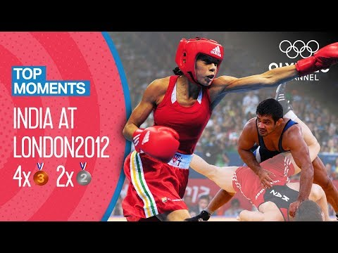 India's Most Successful Olympic Games 🇮🇳 London 2012 | Top Moments