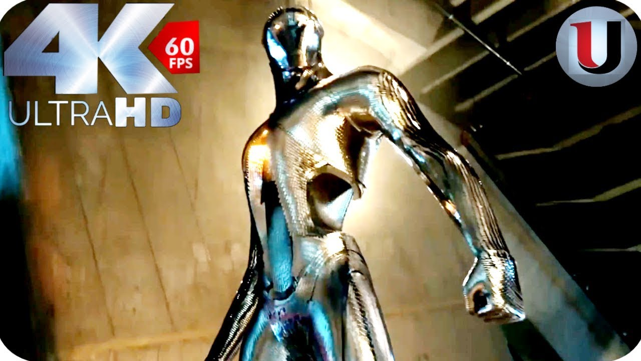Download X-Men Days of Future Past - Opening Fight Scene - 2014 MOVIE CLIP (4K)