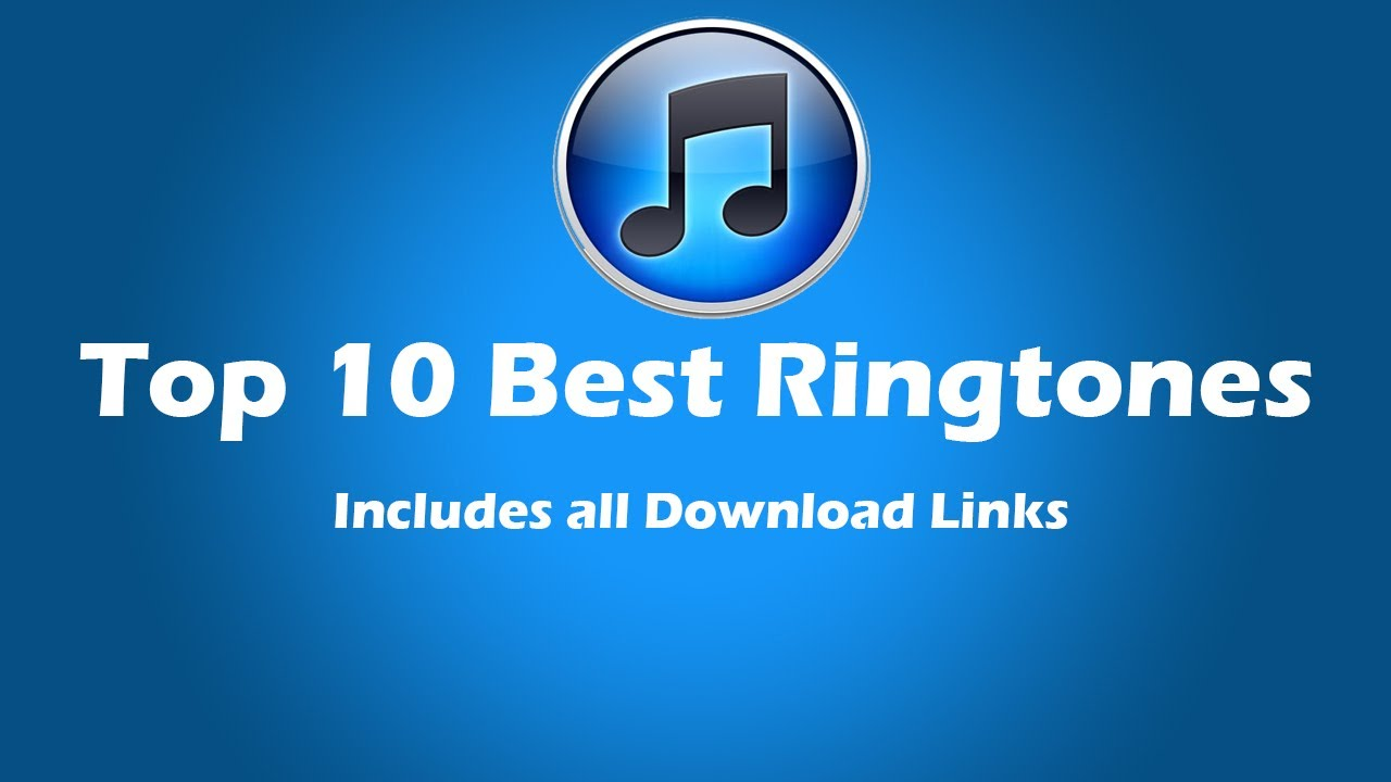 Top 10 Most Downloaded Ringtones 2018   YouTube