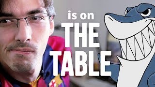 everything is on the table it s as simple as that