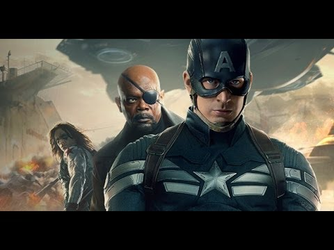Captain America: The Winter Soldier Review - Completely Unnecessary Podcast