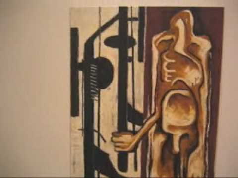 Clyfford Still Unveiled, at the DENVER ART MUSEUM