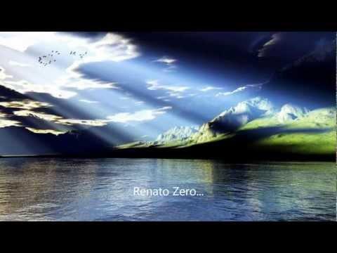 A Braccia aperte... Renato Zero...