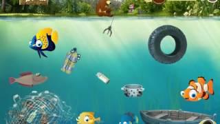 Детская Игра Мультфильм- Маша и Медведь: На рыбалке (Masha and Bear: Fishing):