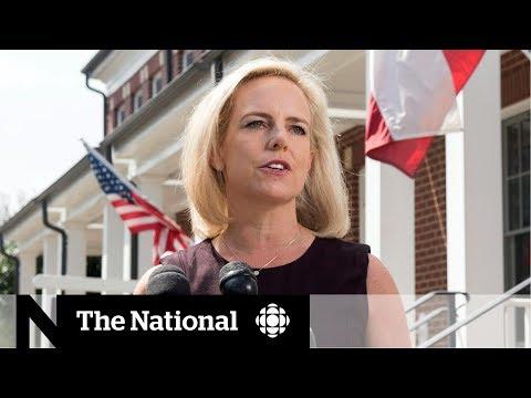 What's Next For Outgoing U.S. Homeland Security Secretary Kirstjen Nielsen