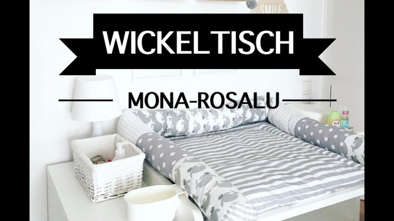 baby wickeltisch wickelkommode. Black Bedroom Furniture Sets. Home Design Ideas