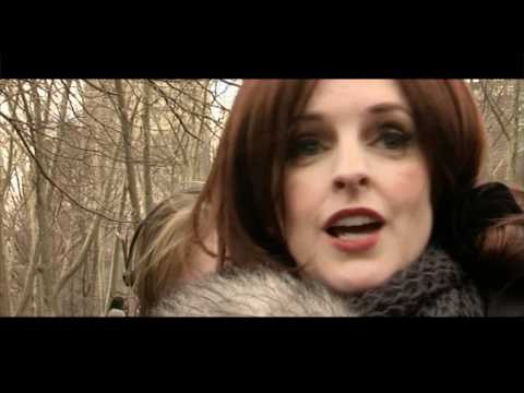 Julie Feeney performs Impossibly Beautiful in Central Park, New York.
